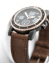 SUB 2.0 - All Black - Copper tone - Dandy leather strap